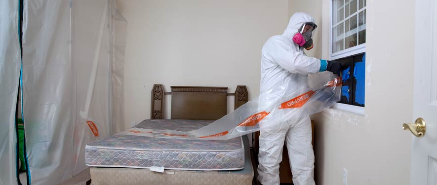 Arvada, CO biohazard cleaning